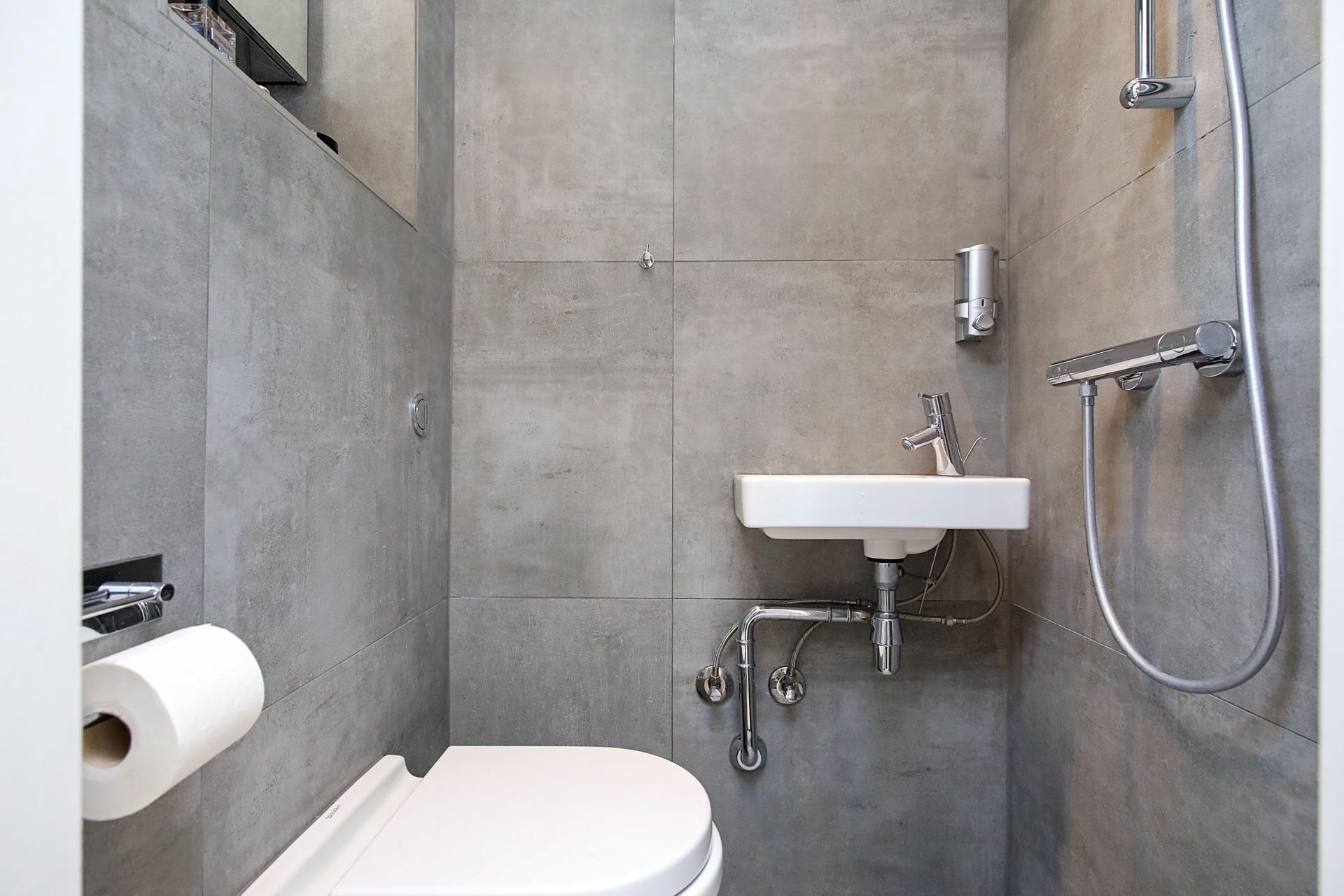 Renoveret badeværelse i Valby